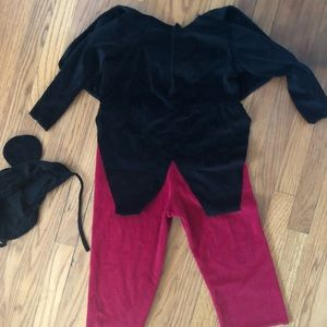 Disney Costumes - Toddler Mickey Mouse costume